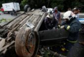 Indenizações por morte no trânsito têm alta de 30% na Bahia | Foto: Raul Spinassé | Ag. A TARDE | 10.05.2018