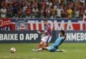 Bahia goleia o Blooming e se classifica na Copa Sul-Americana | Foto: Adilton Venegeroles l Ag. A TARDE