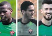 Quem segura a vaga de goleiro no Vitória na partida deste domingo? | Foto: Maurícia da Matta | EC Vitória | Divulgação