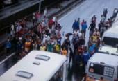 Caminhoneiros mantêm bloqueios parciais em rodovias do estado | Foto: Reprodução | TV Bahia