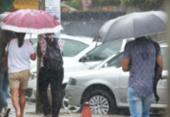 Chuva provoca desabamento e alagamento de imóveis em Salvador | Foto: Joá Souza | Ag. A TARDE