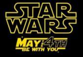 Aeroporto de Londres faz brincadeira para homenagear o Star Wars Day | Foto: Divulgação