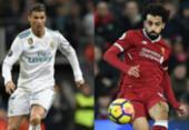 Real Madrid e Liverpool disputam o título da Liga dos Campeões | Foto: Gabriel Bouys e Paul Ellis l AFP