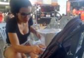 Ultrapassando as dificuldades, mãe vai a Campus em busca de maior conhecimento   Foto: Lorena Souza