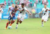 Confira algumas imagens do jogo entre Bahia x Vasco | Foto: