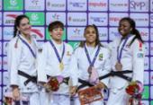 Brasil conquista quatro medalhas no último dia do Grand Prix de judô na China | Foto: Gabriela Sabau