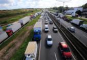 Greve dos caminhoneiros paralisa economia baiana | Foto: Margarida Neide l Ag. A TARDE