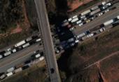 Greve de caminhoneiros no Brasil repercute na imprensa internacional | Foto: AFP