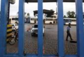 Rodoviários iniciam greve de ônibus em Salvador | Foto: Raul Spinassé | Ag. A TARDE