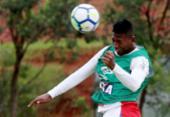 Jogadores firmaram pacto para mudar postura fora de casa, diz Léo | Foto: Felipe Oliveira l EC Bahia