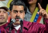 Venezuela: chanceler publica convite do governo brasileiro a Maduro para posse   Foto: Juan Barreto   AFP