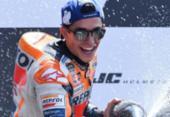 Márquez vence na França e dispara na ponta da MotoGP após abandono de Zarco | Foto: Jean-Francois Monier | AFP