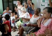 População idosa já soma 2 milhões de pessoas na Bahia | Foto: Adilton Venegeroles | Ag. A TARDE