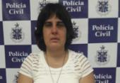 Mulher que se passava por psicóloga é presa em Amargosa | Foto: Divulgação | SSP-BA