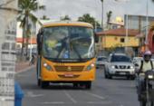 Semob acusa sindicato de impedir saída de micro-ônibus das garagens | Foto: Shirley Stolze | Ag. A Tarde | 20/05/2018