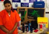 Funcionária de hotel é presa acusada de furtar cartão de hóspede | Foto: Divulgação| Policia Civil