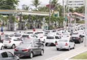 Motoristas enfrentam filas quilométricas para abastecer em postos de Salvador | Foto: Luciano da Matta | Ag. A TARDE