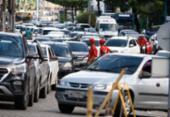 Preços altos e falta de combustível geram transtornos em Salvador | Foto: Luciano da Matta l Ag. A TARDE