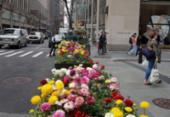 Nova York em clima de primavera | Foto: Carlos Moraes l A TARDE SP