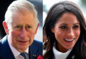 Pai de Harry, Príncipe Charles levará Meghan Markle até o altar | Foto: AFP