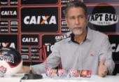 Presidente do Vitória explica demissão e fala sobre busca por reforços | Foto: Maurícia da Matta l EC Vitória