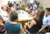 Rodoviários e empresários se reúnem em nova mesa de negociação | Foto: Luciano da Matta | Ag. A TARDE