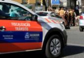 Transalvador registra queda no número de multas de trânsito | Foto: Alessandra Lori l Ag. A TARDE