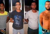 Quatro homens são presos com drogas na Cidade Baixa de Salvador | Foto: Divulgação | SSP-BA