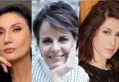 Zizi Possi, Marina de La Riva e Leila Pinheiro