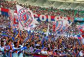 Bahia busca seu segundo triunfo em casa contra São Paulo | Foto: Felipe Oliveira l EC Bahia