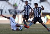 Vitória empata com Botafogo e mantém boa sequência na competição | Foto: Vítor Silva/ BFR/ SSPress