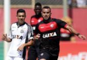 Vitória supera o calor e vence o Ceará no Barradão por 2 a 1 | Foto: Raul Spinassé | Ag. A TARDE