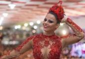 Após férias na Bahia, Viviane Araújo exibe novo visual | Reprodução