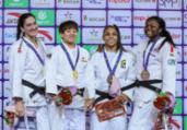 Brasil conquista medalhas noo Grand Prix de judô | Gabriela Sabau