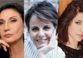Zizi, Marina e Leila 'cantam Chico' no TCA em junho   Divulgação