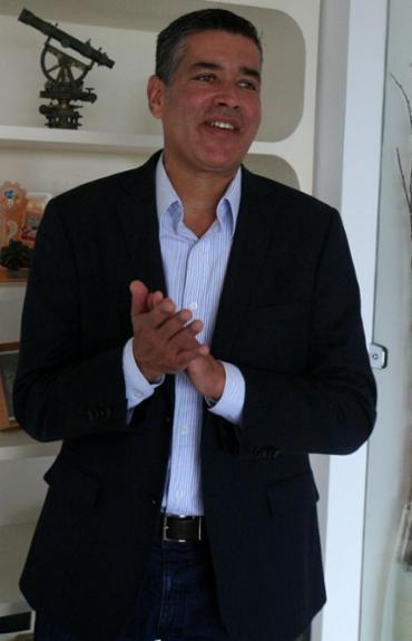 Américo Neto, presidente da seção baiana da Abap - Foto: Luciano da Matta | Ag. A TARDE