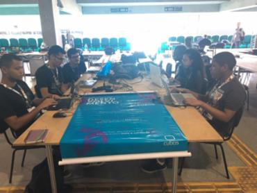 Estudantes na Campus Party visam mercado de trabalho - Foto: Edielle Carvalho l Ag. A Tarde