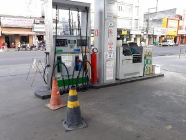 Em Feira, postos estão ficando sem combustível - Foto: Reprodução | Paulo José | Acorda Cidade