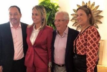 Aos 82 anos, Carlos Alberto de Nóbrega se casa com nutricionista | Reprodução