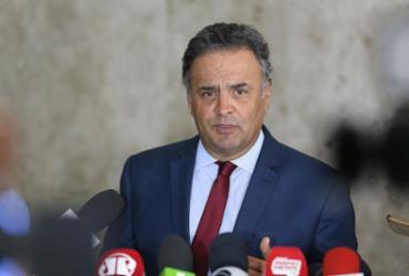 STF desarquiva inquérito de Aécio e dá 60 dias para PGR concluir caso   Valter Campanato l Agência Brasil