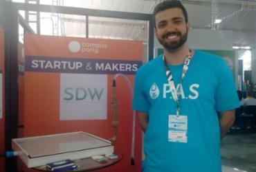 Startup comercializa equipamento que garante 99,9% de água potável | Lorena Souza