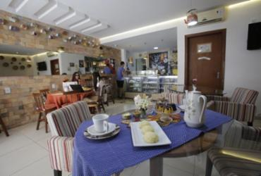 Café com delícias caseiras | Margarida Neide / Ag. A Tarde