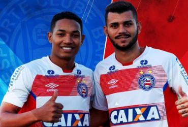 Fernandinho e Willean Lepo são anunciados pelo Bahia | Divulgação | EC Bahia