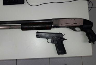 Três suspeitos de matar PM de Sergipe morrem em confronto com a polícia | Divulgação | SSP-BA
