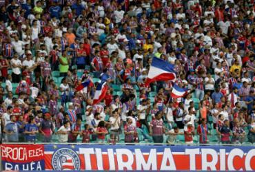 Bahia x Vasco: ingressos estão à disposição da torcida | Felipe Oliveira | EC Bahia