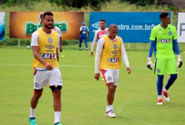 Guto deve ter volta de jogadores para enfrentar o Flamengo | Felipe Oliveira | EC Bahia