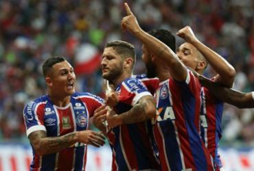 Bahia arrasa o Vasco na Fonte e fica perto das quartas da Copa do Brasil | Adilton Venegeroles l Ag. A TARDE