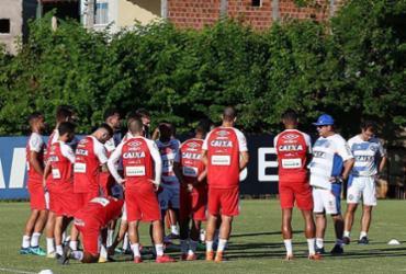 Bahia mira reação contra o Vasco para sair do Z-4 | Felipe Oliveira l EC Bahia