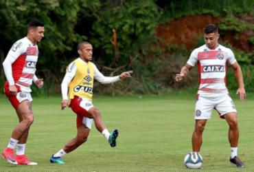 Gols sofridos pelo lado direito da defesa preocupam Guto | Felipe Oliveira l EC Bahia