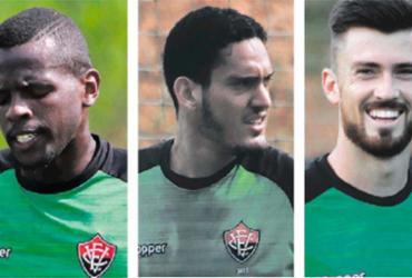 Quem segura a vaga de goleiro no Vitória na partida deste domingo? | Maurícia da Matta | EC Vitória | Divulgação